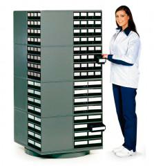 Поворотная стойка антистатическая 16-400 Turntable SET