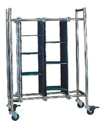 Антистатическая тележка  DOKA-CC-602 ESD для печатных плат